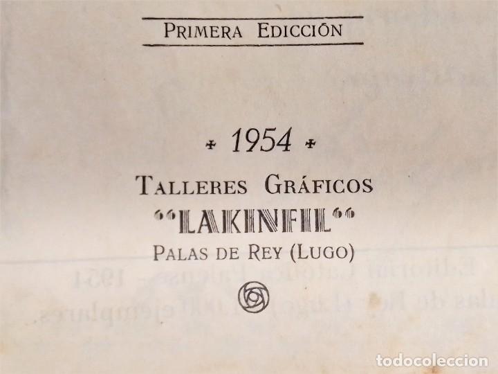 Libros de segunda mano: LOS COMPROMISOS de un ZAPATERO de JOSÉ MOLEJON R. Editorial Católica Palense 1ª Edicion 1954 - Foto 6 - 263017080