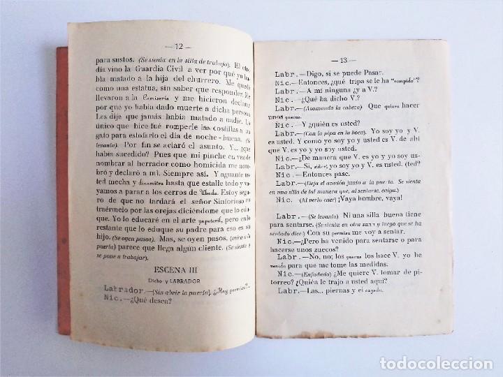 Libros de segunda mano: LOS COMPROMISOS de un ZAPATERO de JOSÉ MOLEJON R. Editorial Católica Palense 1ª Edicion 1954 - Foto 7 - 263017080