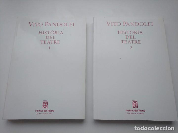 Libros de segunda mano: HISTORIA DEL TEATRE, VITO PANDOLFI - INSTITUT DEL TEATRE (BARCELONA) - 2 TOMOS - Foto 9 - 263766740