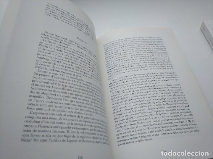 Libros de segunda mano: HISTORIA DEL TEATRE, VITO PANDOLFI - INSTITUT DEL TEATRE (BARCELONA) - 2 TOMOS - Foto 3 - 263766740