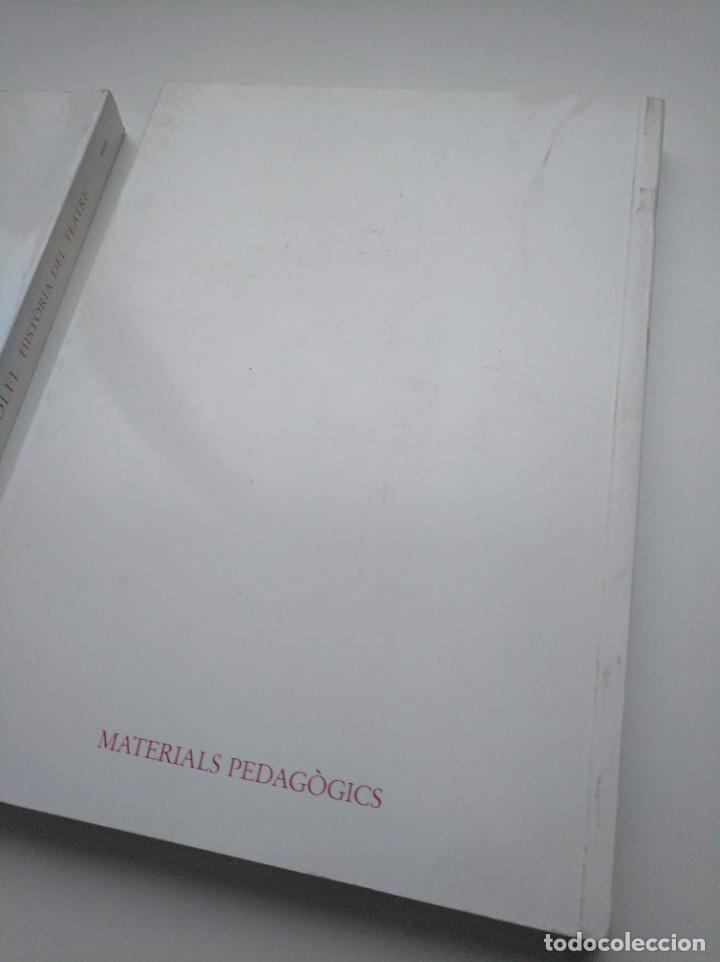 Libros de segunda mano: HISTORIA DEL TEATRE, VITO PANDOLFI - INSTITUT DEL TEATRE (BARCELONA) - 2 TOMOS - Foto 7 - 263766740