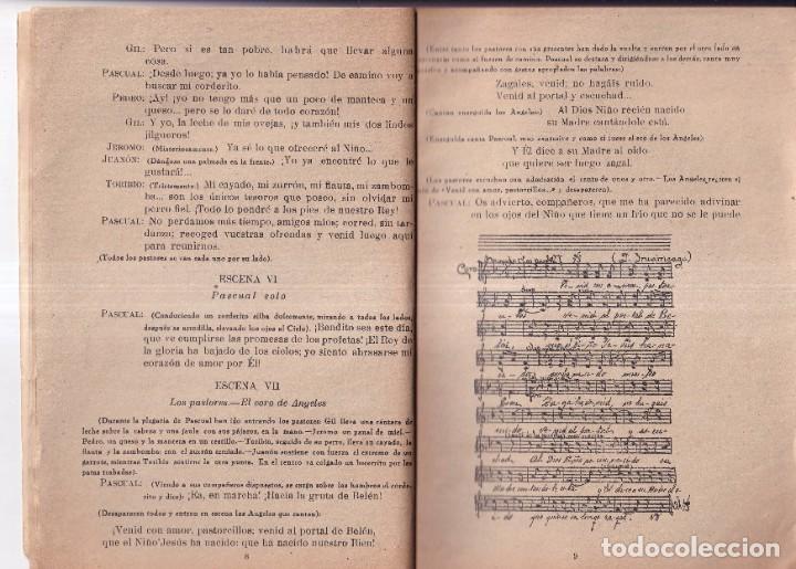 Libros de segunda mano: TEATRO INFANTIL RE - IN - E - EL GRANITO DE ARENA PALENCIA C. 1940 - Foto 2 - 264140612