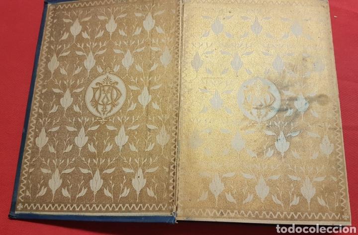 Libros de segunda mano: OBRAS DRAMÀTICAS Y LÍRICAS DE JOSÈ ZORRILLA.TOMO IV , MADRID 1895 - Foto 4 - 264148536