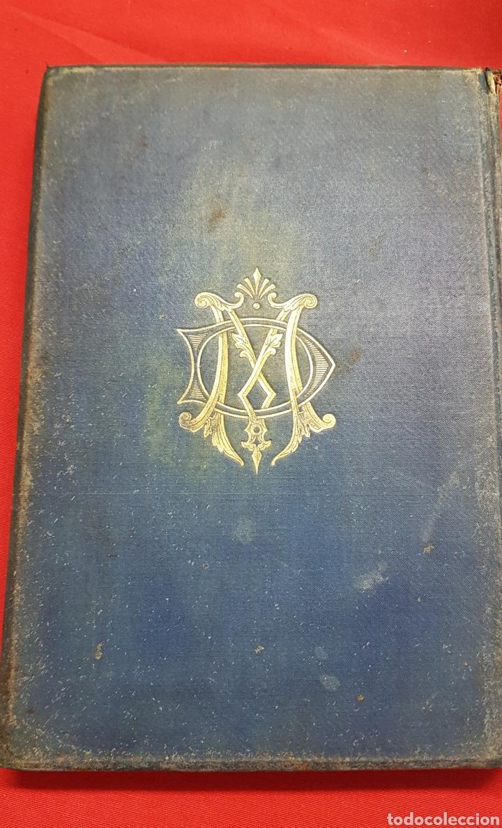 Libros de segunda mano: OBRAS DRAMÀTICAS Y LÍRICAS DE JOSÈ ZORRILLA.TOMO IV , MADRID 1895 - Foto 11 - 264148536