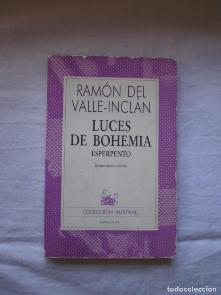 LUCES DE BOHEMIA (Libros de Segunda Mano (posteriores a 1936) - Literatura - Teatro)