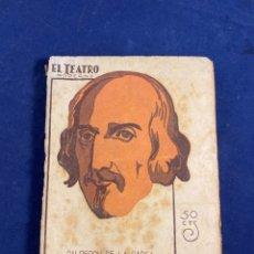 Libros de segunda mano: EL ALCALDE DE ZALAMEA. Lote 267544379