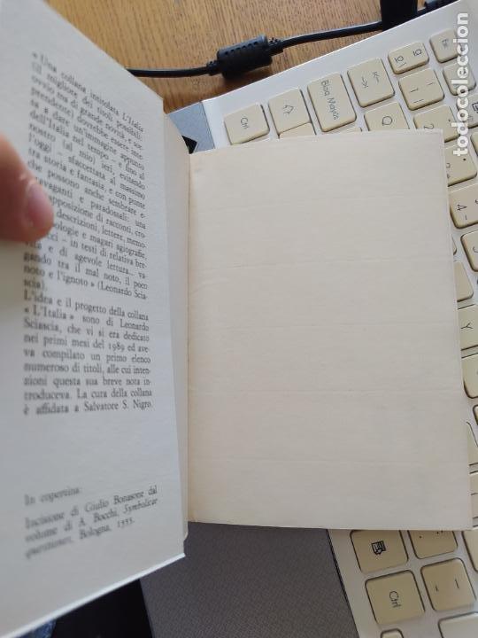 Libros de segunda mano: L idea del theatro. A cura di Lina Bolzoni Delminio Camillo Giulio. Ed. Sellerio, Palermo 1991 - Foto 4 - 268604044