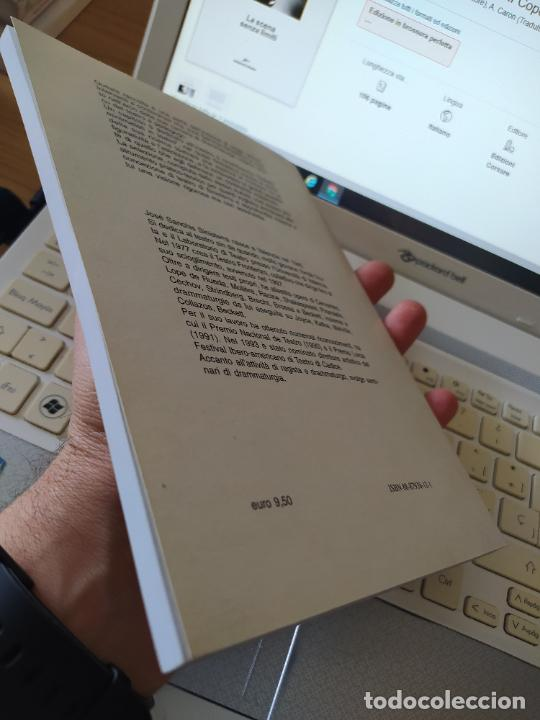 Libros de segunda mano: La scena senza limiti, Jose sanchis sinisterra, ed. Corsare, 2006 Very RARE - Foto 6 - 268611069
