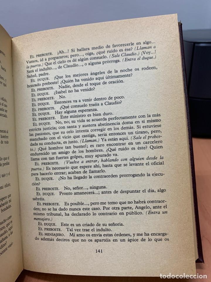 Libros de segunda mano: COMEDIAS II. W. SHAKESPEARE. CLUB INTERNACIONAL DEL LIBRO MADRID 1984. - Foto 11 - 269075253