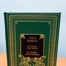 Libros de segunda mano: EL LINDO DON DIEGO. AGUSTÍN MORETO. CLUB INTERNACIONAL DEL LIBRO MADRID 1985.. Lote 269111178