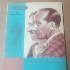 Libros de segunda mano: ANTONIO QUINTERO Y RAFAEL DE LEÓN, RUMBO, COLECCIÓN ÉXITO, 1947. Lote 269164453