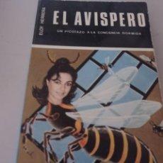 Libros de segunda mano: EL AVISPERO,UN PICOTAZO A LA CONCIENCIA DORMIDA,POR ELOY HERRERA REF. UR CAJA 8. Lote 277180678