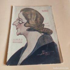 Libros de segunda mano: LA NOVELA TEATRAL. LAS HIJAS DEL CID. AÑO VI. Nº 222. EDUARDO MARQUINA. 1921.. Lote 277243603