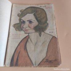 Libros de segunda mano: LA NOVELA TEATRAL. DOÑA MARIA LA BRAVA. AÑO V. Nº 182. EDUARDO MARQUINA. 1920.. Lote 277244188