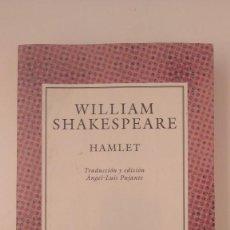 Libros de segunda mano: COLECCIÓN AUSTRAL Nº 350, HAMLET - WILLIAM SHAKESPEARE - ED. ESPASA CALPE, 1994. Lote 277286533