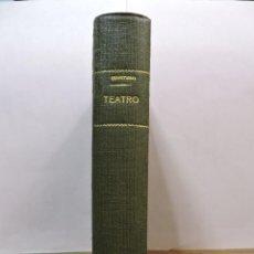 Libros de segunda mano: TEATRO COMPLETO TOMO XLIV. ÁLVAREZ QUINTERO, SERAFÍN Y JOAQUÍN. 1942. Lote 277423698