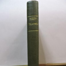 Libros de segunda mano: TEATRO COMPLETO TOMO XIII. ÁLVAREZ QUINTERO, SERAFÍN Y JOAQUÍN. 1944. Lote 277423808