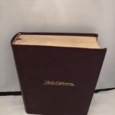 Libros de segunda mano: GABRIELE D'ANNUNZIO, OBRAS COMPLETAS, TOMO III: TEATRO-POESÍA (PRIMERA EDICIÓN). Lote 277415808