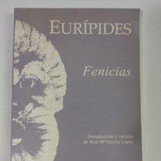 Libros de segunda mano: FENICIAS. Lote 280106353