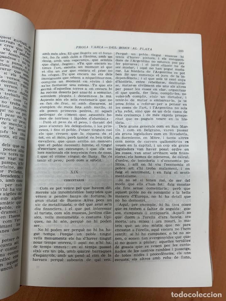 Libros de segunda mano: OBRES COMPLETES. SANTIAGO RUSIÑOL. BIBLIOTECA PERENNE. BARCELONA 1947. - Foto 15 - 287908228