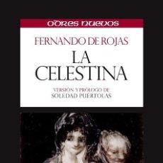 Libros de segunda mano: LA CELESTINA. - ROJAS, FERNANDO DE.. Lote 287969553