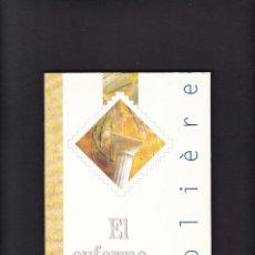 Libros de segunda mano: MOLIÈRE - EL ENFERMO IMAGINARIO - EDICIONES PIRÁMIDE 1997. Lote 287997323