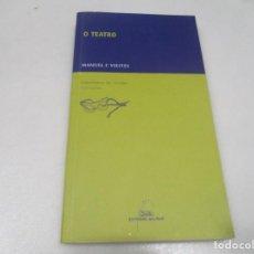 Libros de segunda mano: MANUEL F. VIETES O TEATRO W9366. Lote 288416553