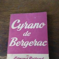 Libros de segunda mano: CYRANO DE BERGERAC. L.27859. Lote 288554933