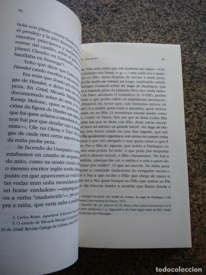Libros de segunda mano: DON HAMLET E OUTRAS PEZAS - TEATRO GALEGO COMPLETO -- ALVARO CUNQUEIRO -- GALAXIA 2007 -- - Foto 2 - 288556213