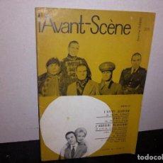 Libros de segunda mano: 39- ANTIGUA REVISTA DE TEATRO , L'AVANT-SCENE , 205, JULIO 1959. Lote 293983543