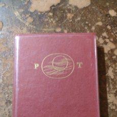 Libros de segunda mano: BODAS DE SANGRE (FEDERICO GARCIA LORCA) (CÍRCULO DE LECTORES). Lote 294063233