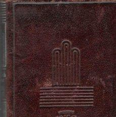 Libros de segunda mano: ED. CRISOL -- Nº 7 NOVELAS EJEMPLARES -- MIGUEL DE CERVANTES SAAVEDRA. Lote 295791228