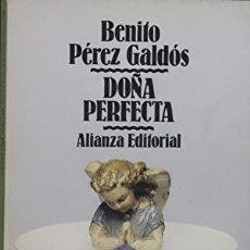 Libros de segunda mano: DOÑA PERFECTA - BENITO PEREZ GALDOS. Lote 295811678