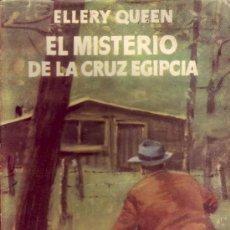 Libros de segunda mano: EL MISTERIO DE LA CRUZ EGIPCIA.CRIME CLUB.AÑO 1955. Lote 26016585