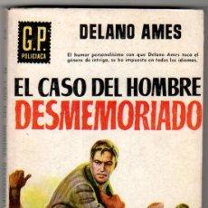 Libros de segunda mano: GP G.P. POLICIACA 1957, LOTE DE 60 NºS, E.STANLEY GARDNER, PETER CHEYNEY,PIERRE VERY,ELLERY QUEEN. Lote 25321953