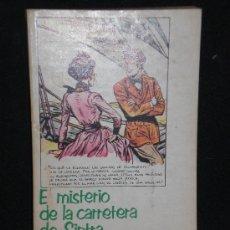Libros de segunda mano: EL MISTERIO DE LA CARRETERA DE SINTRA. ECA DE QUEIROZ. ALFAGUARA NOSTROMO. 1974 265 PAG. Lote 26264566
