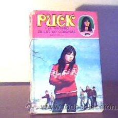Libros de segunda mano: PUCK Y EL MISTERIO DE LAS 60 CORONAS;LISBETH WERNER;TORAY 1981. Lote 13711150