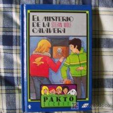 Libros de segunda mano: PAKTO SECRETO EL MISTERIO DE LA CALAVERA ¡BUEN ESTADO!. Lote 21331332