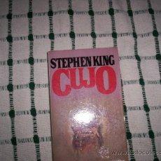 Libros de segunda mano: STEPHEN KING - CUJO. Lote 24036199