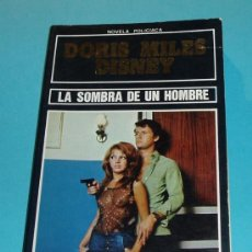 Libros de segunda mano: LA SOMBRA DE UN HOMBRE. DORIS MILES DISNEY. ( L07 ). Lote 16344882