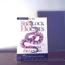Libros de segunda mano: LA BANDA DE LUNARES;SHERLOCK HOLMES,EL SOL1991;¡NUEVO!. Lote 16489561
