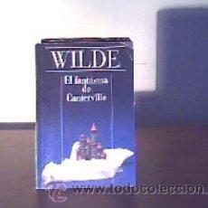 Libros de segunda mano: EL FANTASMA DE CANTERVILLE;OSCAR WILDE;ALIANZA 1993. Lote 16631712
