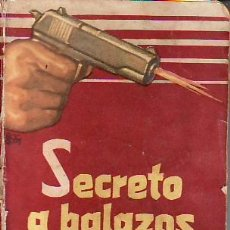 Libros de segunda mano: SECRETO A BALAZOS.RICHARD SALE.BIBLIOTECA DE BOLSILLO. VEA MAS COLECCIONISMO EN RASTRILLOPORTOBELLO. Lote 27593355