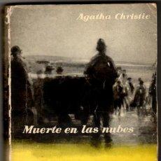 Libros de segunda mano: SELECCIONES DE BIBLIOTECA ORO Nº 148 EDI. MOLINO - AGATHA CHRISTIE - MUERTE EN LAS NUBES. Lote 206494773
