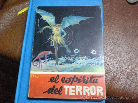 EL ESPIRITU DEL TERROR.-EDICIONES COMBONIANAS 1.966 (Libros de segunda mano (posteriores a 1936) - Literatura - Narrativa - Terror, Misterio y Policíaco)