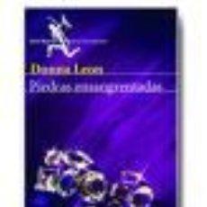 Libros de segunda mano: PIEDRAS ENSANGRENTADAS DE DONNA LEON. Lote 25169527