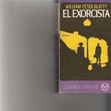 Libros de segunda mano: EL EXORCISTA - WILLIAM PETER BLATY - PLAZA & JANES. Lote 18676842