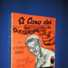 Libros de segunda mano: BIBLIOTECA ORO Nº 115 - EL CASO DEL TARTAMUDO - ERLE STANLEY GARDNER - MOLINO . Lote 18913537