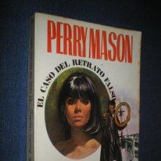 Libros de segunda mano: PERRY MASON Nº 184 - EL CASO DEL RETRATO FALSO - ERLE STANLEY GARDNER - MOLINO. Lote 18958633