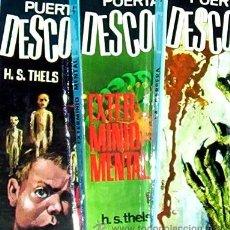 Libros de segunda mano: COLECCION PUERTA A LO DESCONOCIDO - NUM 4 - EDIT. FERMA 1967. Lote 284330273